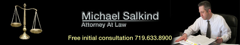 Colorado Springs DUI Attorney - Michael Salkind